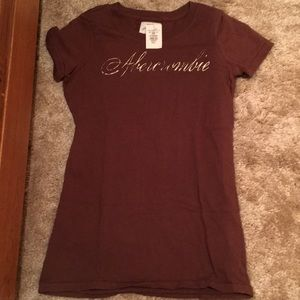 NWT Abercrombie and Fitch T-shirt small S